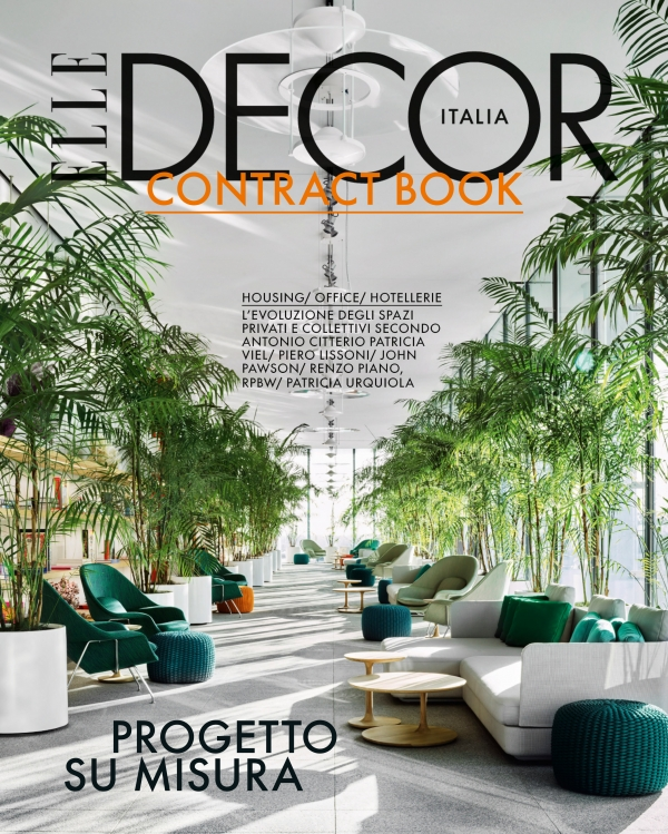 Elle Decor Contract Book
