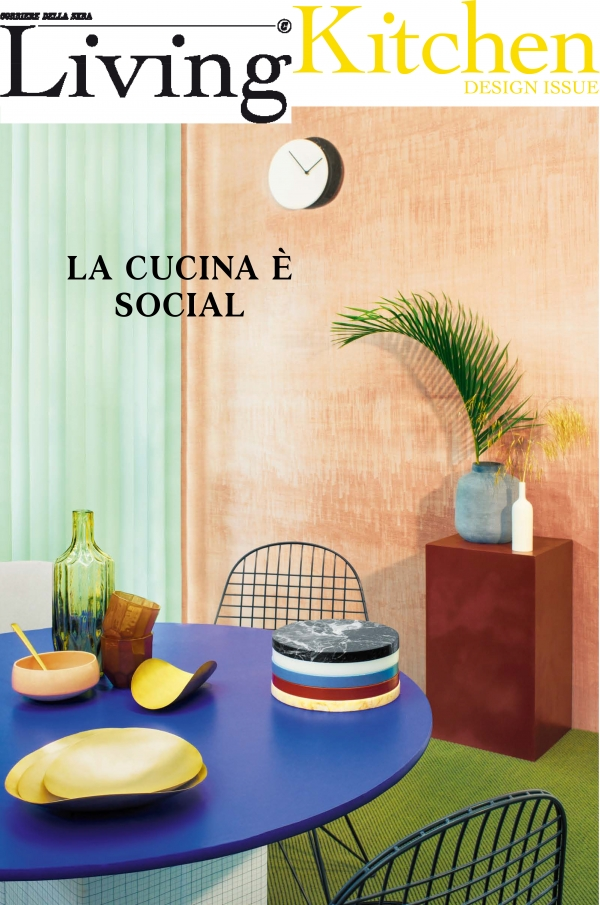 Living Corriere - Kitchen Design Issue